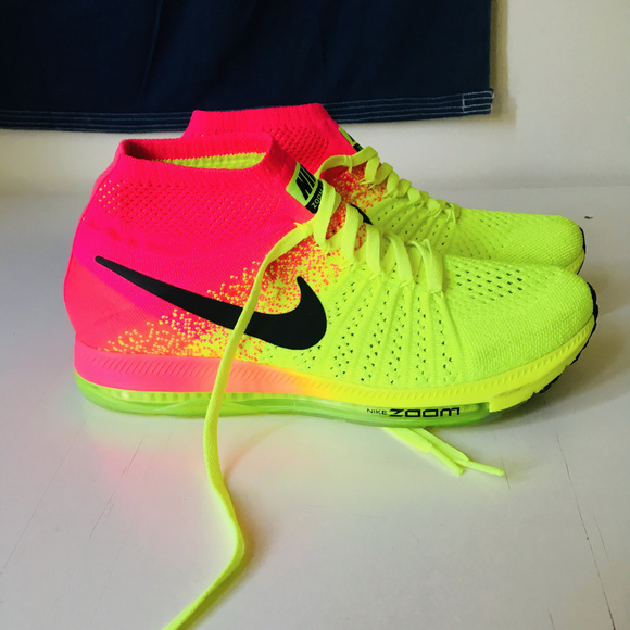 arrives f4c69 eba07 Women's Nike Zoom All Out Flyknit Running Shoes